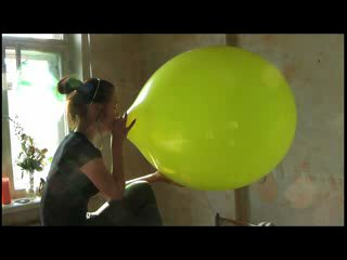 (Balloon Fetish Looner) - Alissainflatabl es - 18 After PARTY - (@...